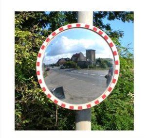 lustro drogowe okrągłe